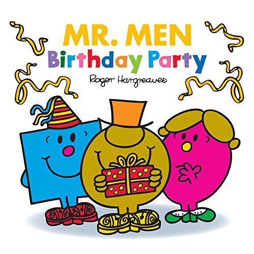 Adam Hargreaves - Hargreaves, R: Mr. Men: Birthday Party - Preis vom 27.02.2021 06:04:24 h
