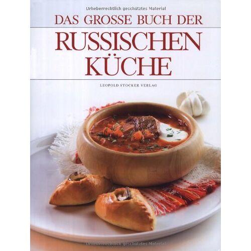- Das große Buch der Russischen Küche - Preis vom 12.05.2021 04:50:50 h