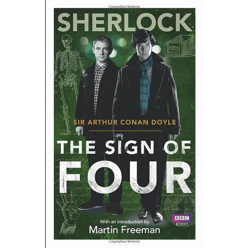 Doyle, Sir Arthur Conan - Sherlock: The Sign of Four (Sherlock (BBC Books)) - Preis vom 21.04.2021 04:48:01 h