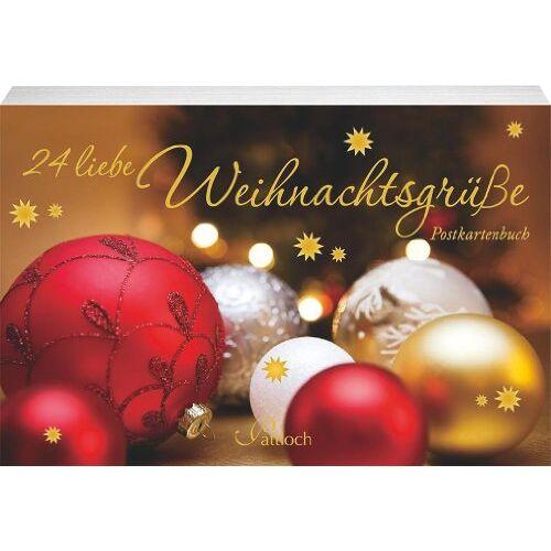 Graf, Annett K. - 24 liebe Weihnachtsgrüße: Postkartenbuch - Preis vom 22.02.2021 05:57:04 h