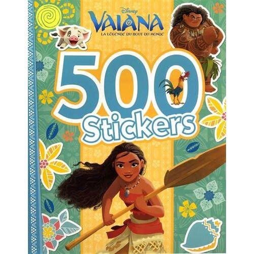- 500 stickers Vaiana, la légende du bout du monde - Preis vom 05.09.2020 04:49:05 h