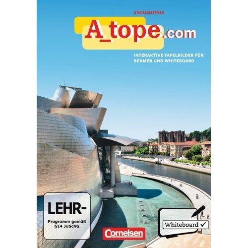 - A_tope.com: CD-ROM: Interaktive Tafelbilder für Beamer und Whiteboard - Preis vom 14.04.2021 04:53:30 h
