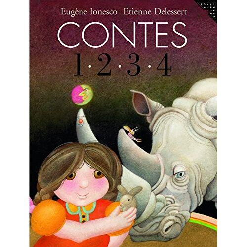 Eugène Ionesco - Contes 1, 2, 3, 4 - Preis vom 05.10.2020 04:48:24 h