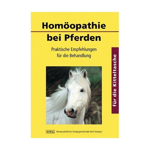 Wolfgang Daubenmerkl - Homöopathie bei Pferden für die Kitteltasche - Preis vom 12.05.2021 04:50:50 h