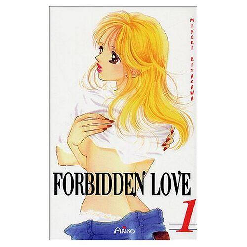 Miyuki Kitagawa - Forbidden Love, Tome 1 : - Preis vom 25.01.2021 05:57:21 h