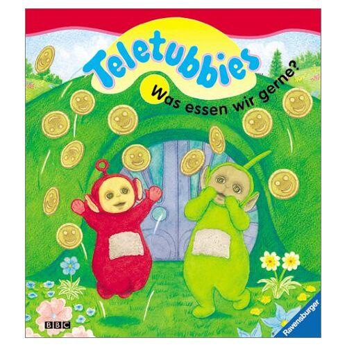 Andrew Davenport - Teletubbies, Neues von den Teletubbies, Was essen wir gerne? - Preis vom 13.05.2021 04:51:36 h