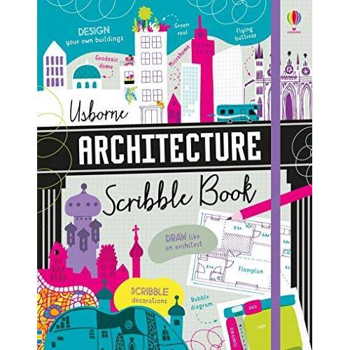 Various - Architecture Scribble Book (Scribble Books) - Preis vom 08.05.2021 04:52:27 h