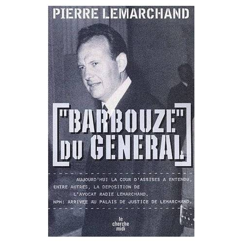 Pierre Lemarchand - Barbouze - Preis vom 20.10.2020 04:55:35 h