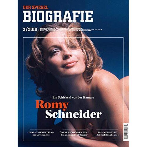 Spiegel Biografie - Spiegel Biografie 3/2018 Romy Schneider - Preis vom 15.10.2019 05:09:39 h