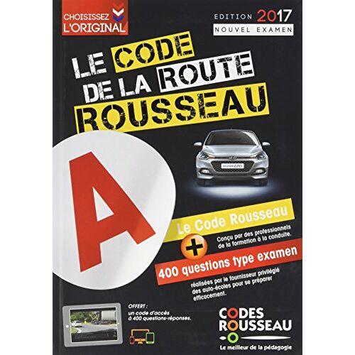 Code Rousseau - Le code de la route Rousseau - Preis vom 10.04.2021 04:53:14 h