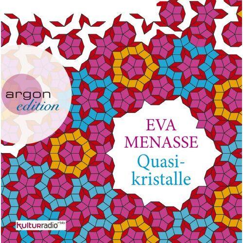 Eva Menasse - Quasikristalle - Preis vom 12.05.2021 04:50:50 h