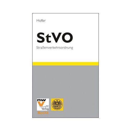 Martin Hoffer - StVO Straßenverkehrsordnung 1960 idF der 21. Novelle vom 09. 06. 2005 - Preis vom 21.01.2021 06:07:38 h