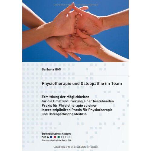 Barbara Höß - Physiotherapie und Osteopathie im Team - Preis vom 15.05.2021 04:43:31 h