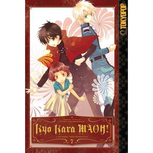 Tomo Takabayashi - Kyo Kara MAOH! Volume 7 - Preis vom 20.10.2020 04:55:35 h