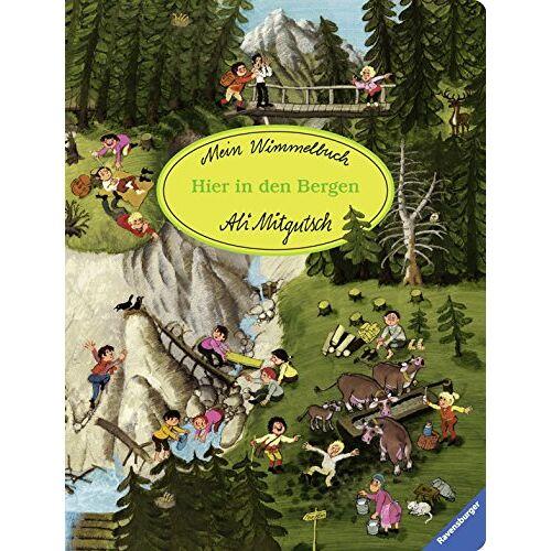 - Mein Wimmelbuch: Hier in den Bergen - Preis vom 14.05.2021 04:51:20 h