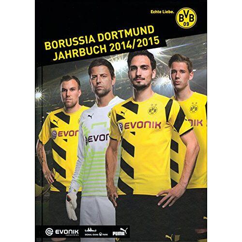 Borussia Dortmund - Borussia Dortmund Jahrbuch 2014/15 - Preis vom 16.05.2021 04:43:40 h