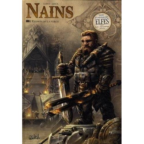 Nicolas Jarry - Nains T1 - Redwin de la Forge - Preis vom 05.05.2021 04:54:13 h