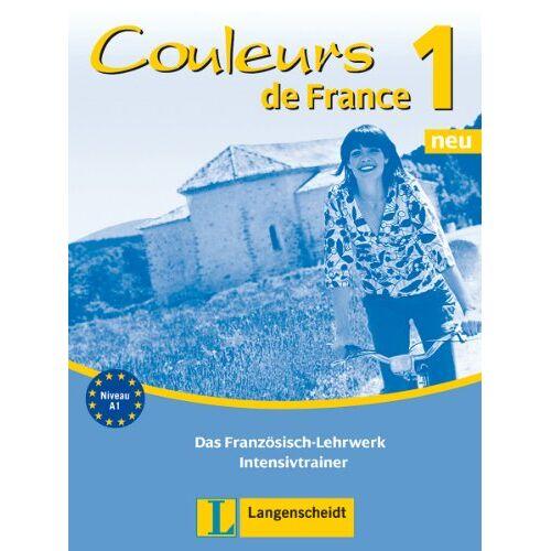 Sylvie Bernard - Couleurs de France Neu 1, Intensivtrainer - Intensivtrainer - Preis vom 13.12.2019 05:57:02 h