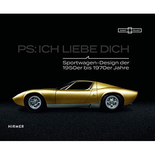 Dieter Castenow - PS: Ich liebe Dich. Sportwagen der 1950er bis 1970er-Jahre - Preis vom 20.01.2020 06:03:46 h