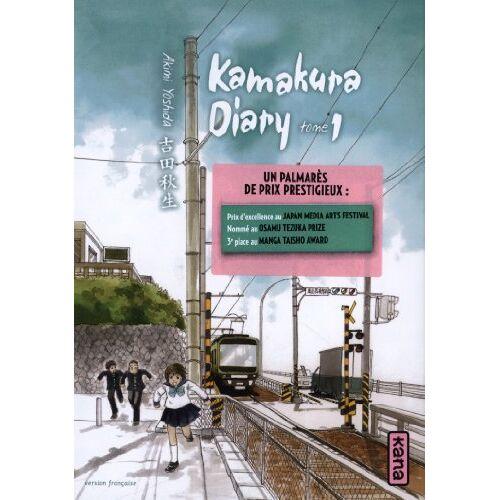 Akimi Yoshida - Kamakura Diary Vol.1 - Preis vom 09.05.2021 04:52:39 h