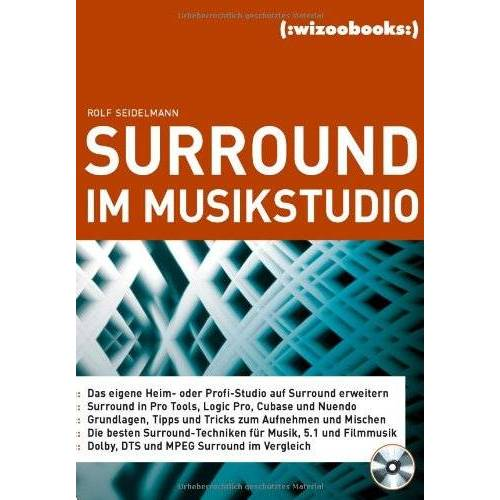 Rolf Seidelmann - Surround im Musikstudio - Preis vom 20.10.2020 04:55:35 h