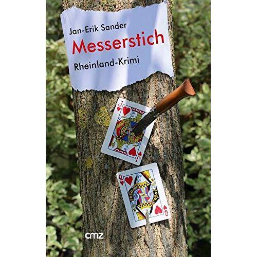 Jan-Erik Sander - Messerstich: Rheinland-Krimi - Preis vom 14.05.2021 04:51:20 h