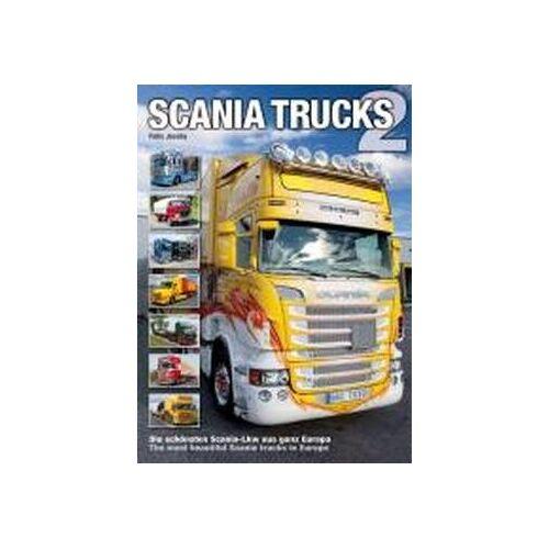 Felix Jacoby - Scania Trucks 2: Die schönsten Scania-LKW aus ganz Europa - Preis vom 18.04.2021 04:52:10 h