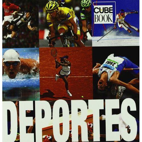 Elio Trifari - Deportes (CUBE BOOK) - Preis vom 05.05.2021 04:54:13 h