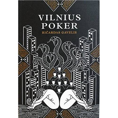 Ricardas Gavelis - Vilnius poker - Preis vom 28.02.2021 06:03:40 h