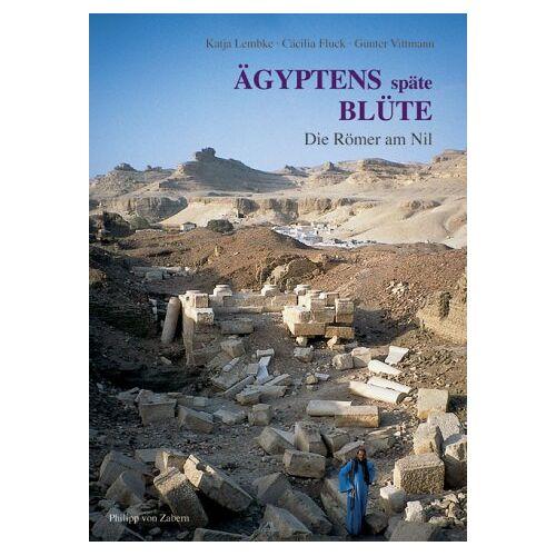 Katja Lembke - Ägyptens späte Blüte. Die Römer am Nil - Preis vom 20.10.2020 04:55:35 h