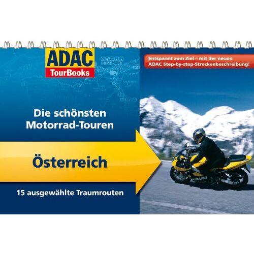 Frank Klose - ADAC TourBooks Österreich: Die schönsten Motorrad-Touren: Die schönsten Motorrad-Touren. 15 ausgewählte Traumrouten - Preis vom 07.09.2020 04:53:03 h