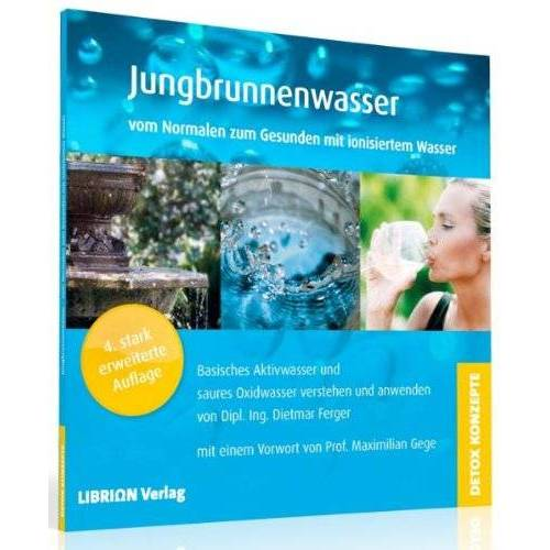 Dietmar Ferger - Ferger, D: Jungbrunnenwasser - Preis vom 09.04.2021 04:50:04 h
