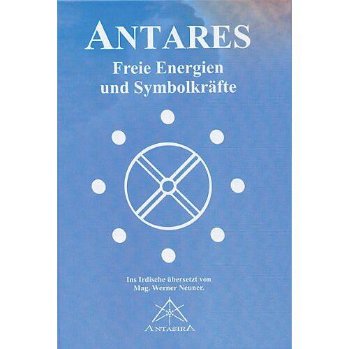 Werner Neuner - Antares: Freie Energien und Symbolkräfte - Preis vom 19.01.2020 06:04:52 h