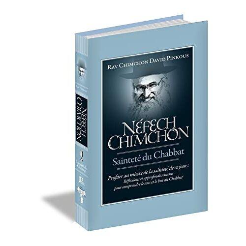- Nefech Chimchon sur Chabbat - Preis vom 15.05.2021 04:43:31 h