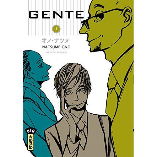 Natsume Ono - Gente, Tome 1 : - Preis vom 17.01.2021 06:05:38 h