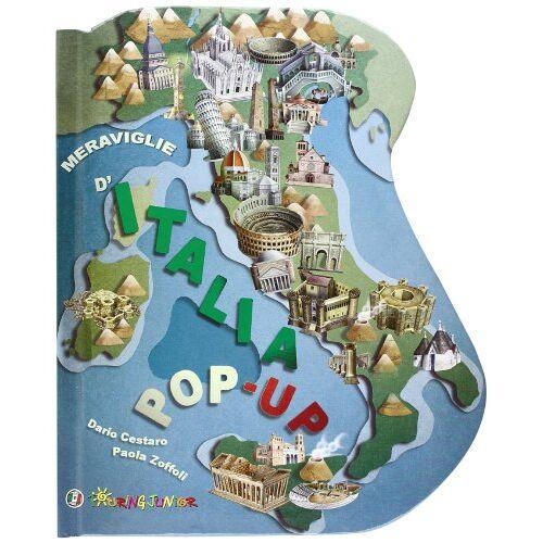 - Meraviglie d'Italia. Libro pop-up - Preis vom 24.02.2021 06:00:20 h
