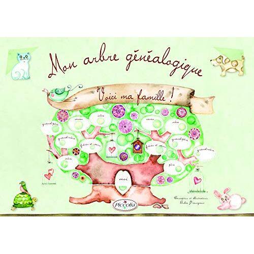 - Mon arbre généalogique (Mon arbre généalogique: Voici ma famille !) - Preis vom 14.05.2021 04:51:20 h