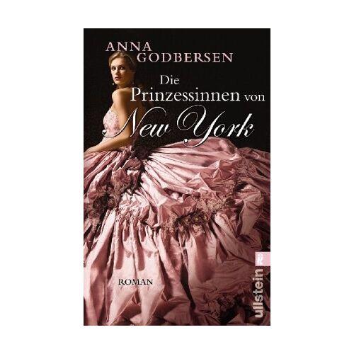 Anna Godbersen - Die Prinzessinnen von New York (Die Prinzessinnen-von-New-York-Saga) - Preis vom 18.07.2019 05:53:27 h