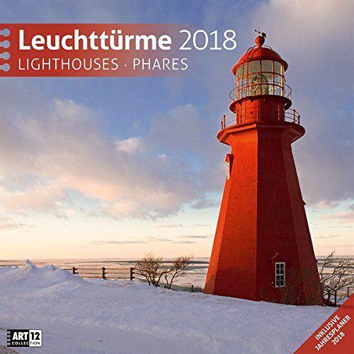 Ackermann Kunstverlag - Leuchttürme 30x30 2018 - Preis vom 23.01.2020 06:02:57 h