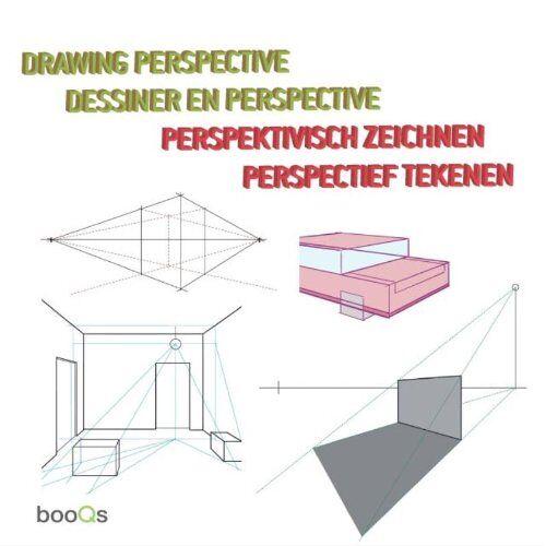 Hector Barros - Drawing Perspective: Dessiner en perspective / Perspektivisch zeichnen / Perspectief tekenen - Preis vom 21.01.2021 06:07:38 h