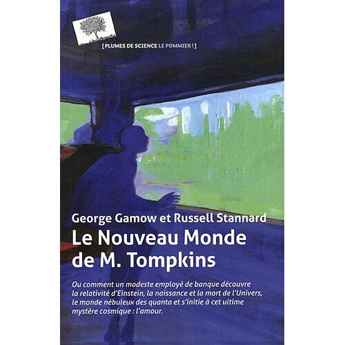 Georges Gamow - Le nouveau monde de M. Tompkins (nouvelle édition) - Preis vom 20.10.2020 04:55:35 h