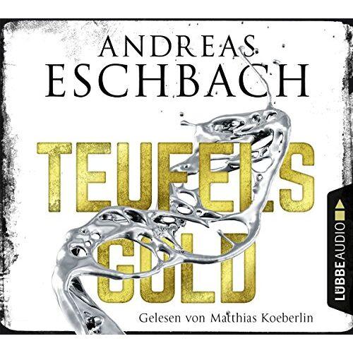 Andreas Eschbach - Teufelsgold: Thriller. - Preis vom 24.02.2021 06:00:20 h