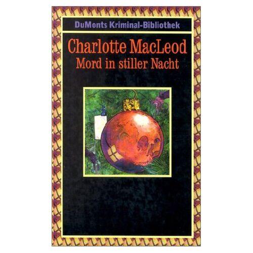 Charlotte MacLeod - Mord in stiller Nacht - Preis vom 24.02.2021 06:00:20 h