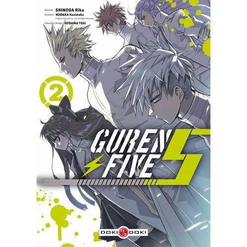 Yûki Kodama - Guren Five, Tome 2 : - Preis vom 27.10.2020 05:58:10 h