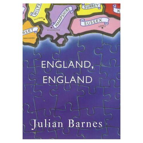 Julian Barnes - England, England, Engl. ed. - Preis vom 28.02.2021 06:03:40 h