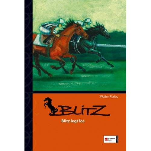 Walter Farley - Blitz, Band 06: Blitz legt los - Preis vom 27.01.2021 06:07:18 h