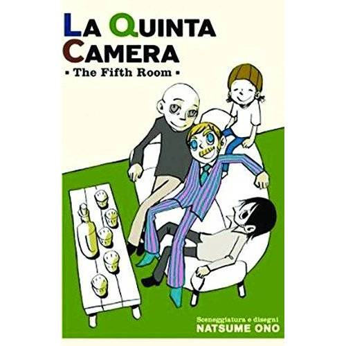 Natsume Ono - LA QUINTA CAMERA GN VOL 01 (C: 1-0-1) - Preis vom 05.05.2021 04:54:13 h