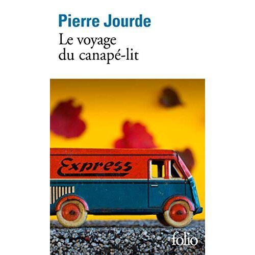 - Le voyage du canapé-lit (Folio) - Preis vom 20.10.2020 04:55:35 h