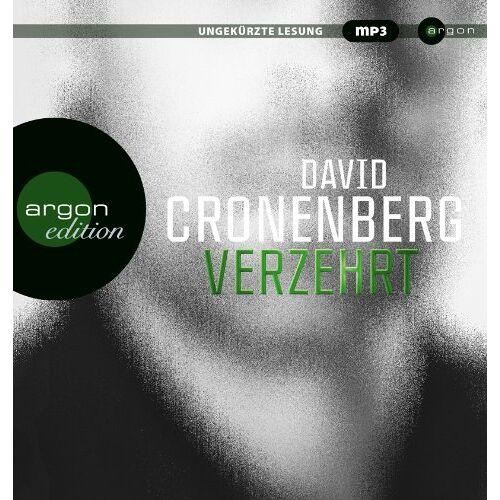 David Cronenberg - Verzehrt - Preis vom 11.05.2021 04:49:30 h