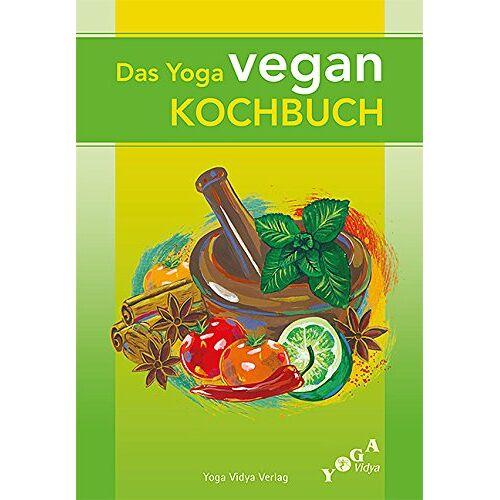 - Das Yoga vegan Kochbuch: Vegane Vollwertküche für Körper und Geist - Preis vom 16.04.2021 04:54:32 h